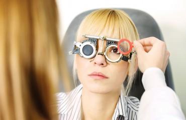 Meet our Optician